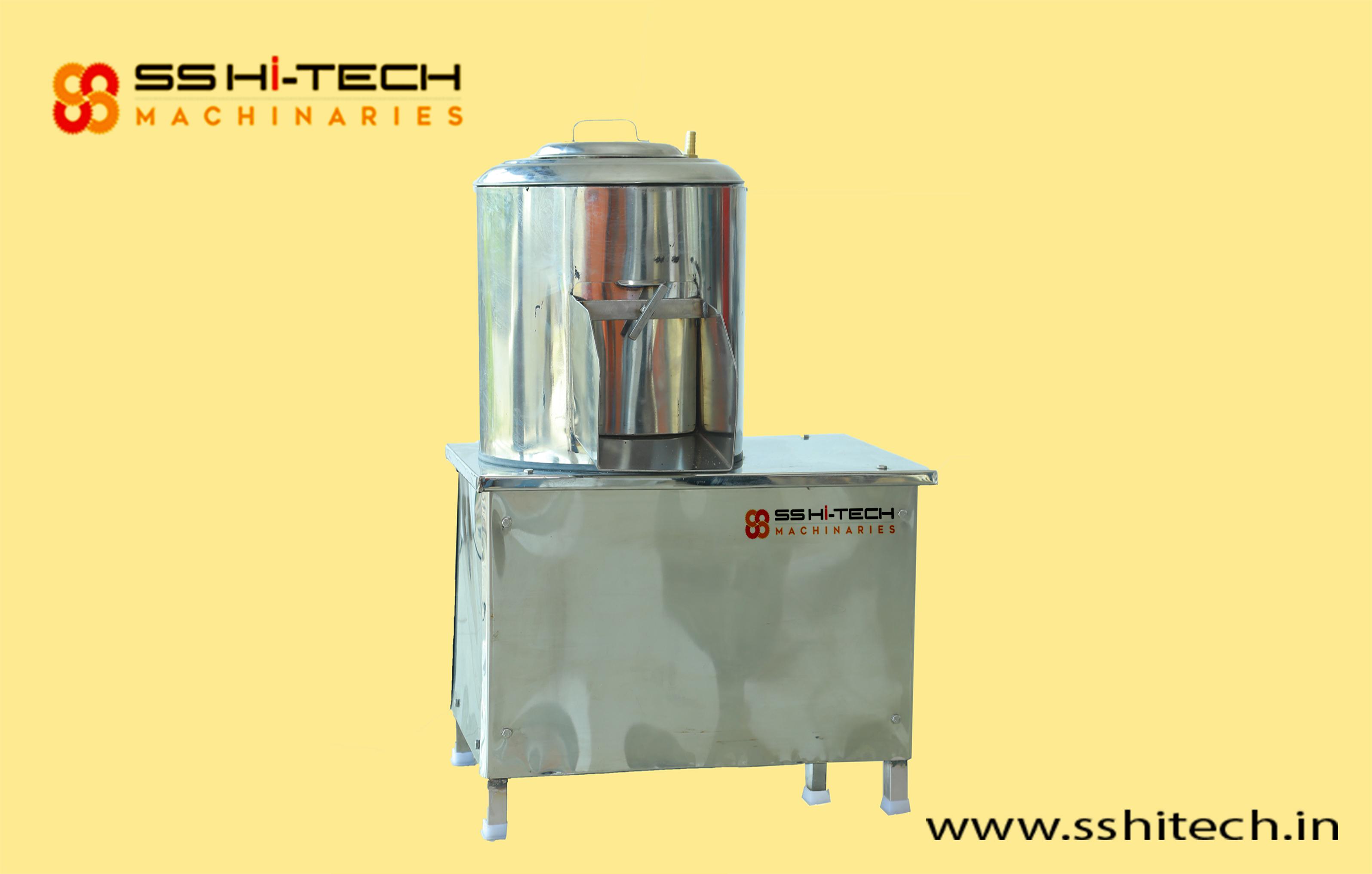 020 Potato Peeler Machine