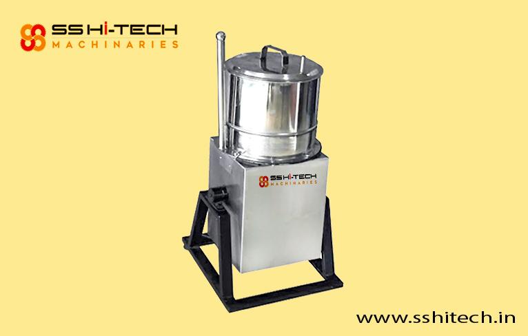 013 Commercial Cutter Mixer / 5&9 LTR Heavy Duty Mixer
