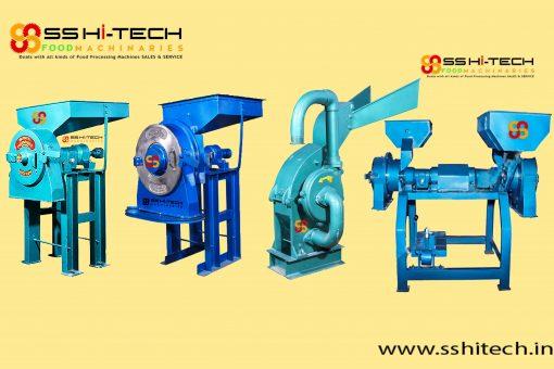 021 Pulvariser Machine