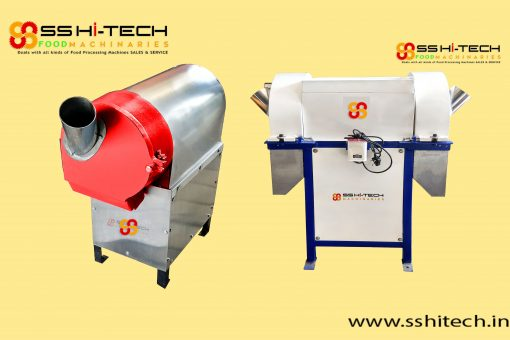 050 Tapioca Chips Machine / Tapioca Slicer  Round & Stick Machine