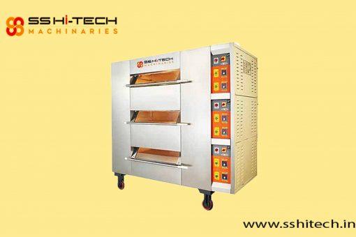 043 Deck Oven