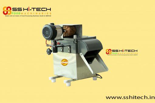 052 Banana Chips Slicer Machine / Four Cutter Banana Silcer