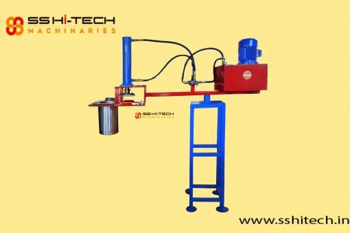 046 Hydraulic Murukku Making Machine