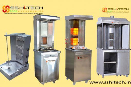 016 Shawarma Machine