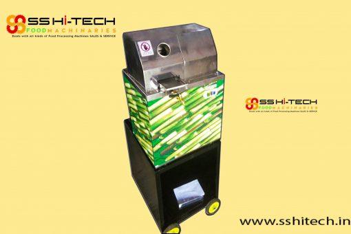 036 Sugarcane Crusher Machine
